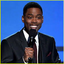 Comedian and Actor, Chris Rock takes to the stage to host the 2014 BET Awards