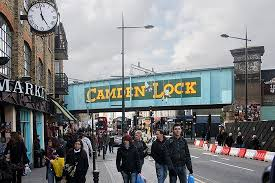 Camden Town, North West London is also home to legendary singer Amy Winehouse