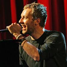 Global singer and Coldplay frontman, Chris Martin