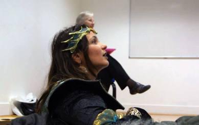 he Evil Queen (Liliane De Souza Reis)