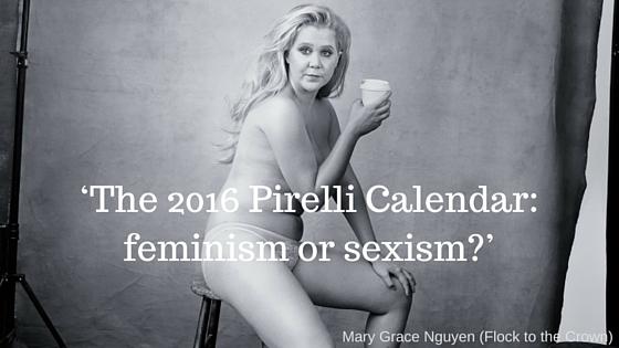 'The 2016 Pirelli Calendar_ feminism or sexism_'