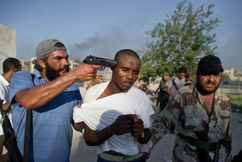 Libya, North Africa